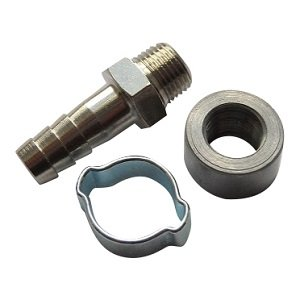 Oil line Harley set - 1/8 NPT