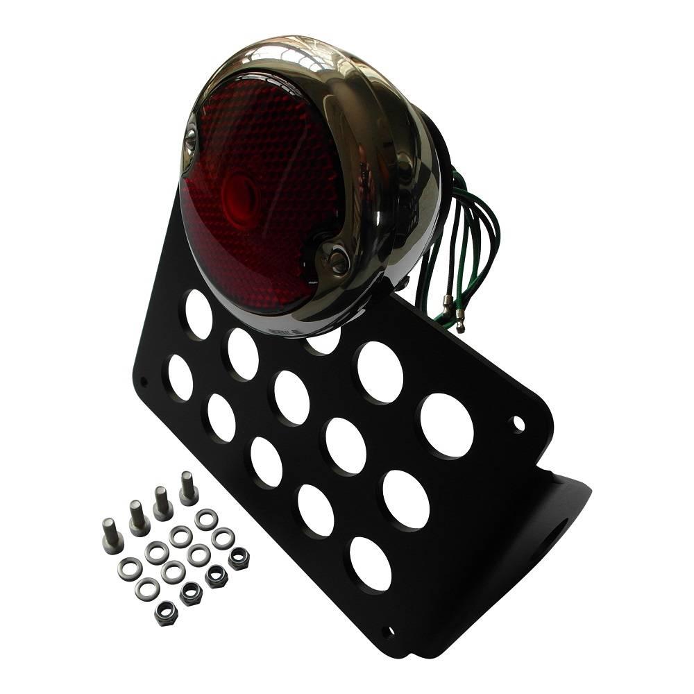 Seitenmontage Kennzeichenhalter mit Mond 33-36 Ford Lampe - Kollies ...