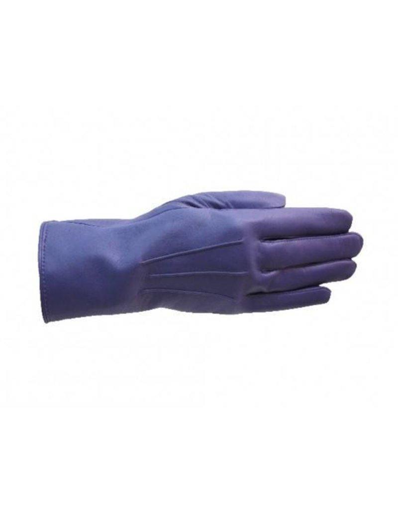 Laimbock Dames handschoen uit de London serie in de kleur Paars