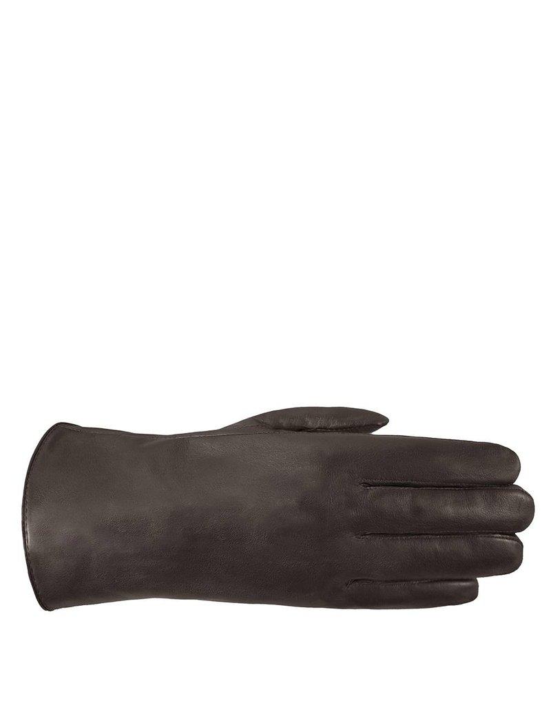 Laimbock Klassieke leren heren handschoen.