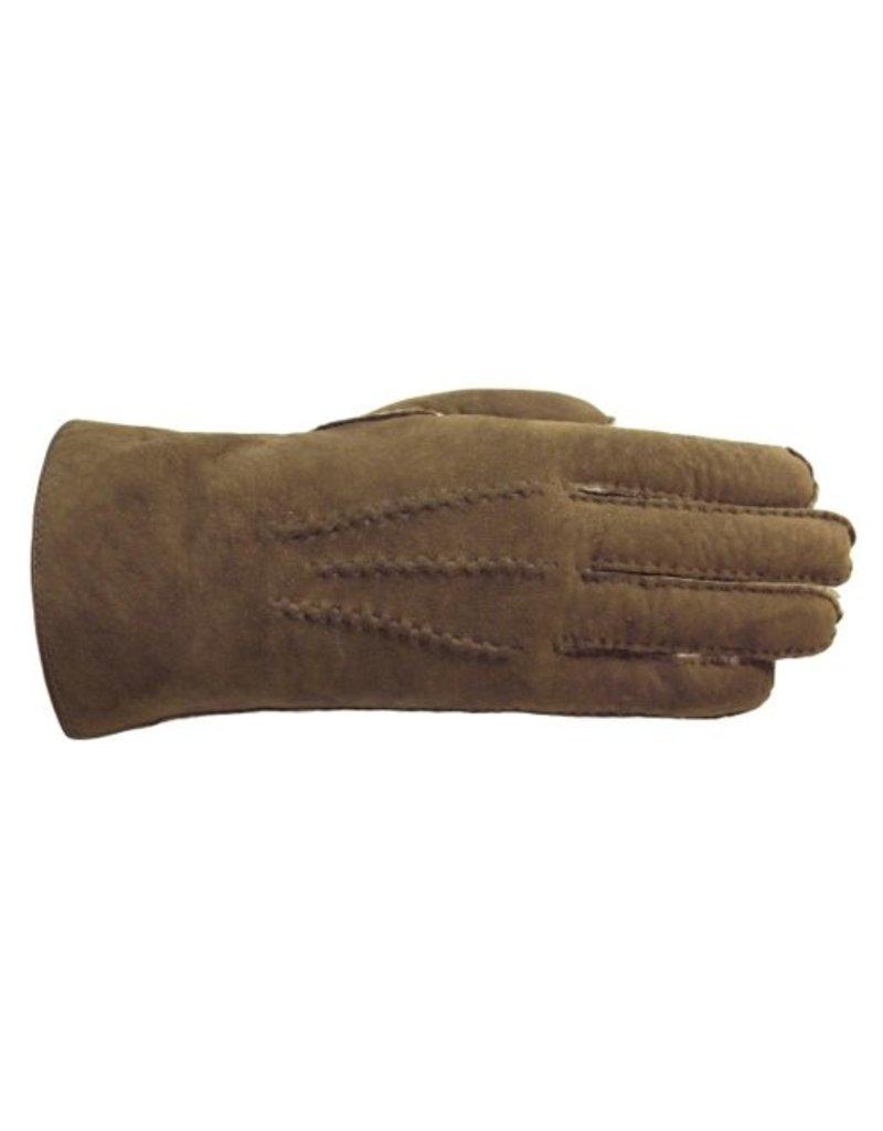 Laimbock Heren handschoen van Nieuw Zeelandse schapenvacht.