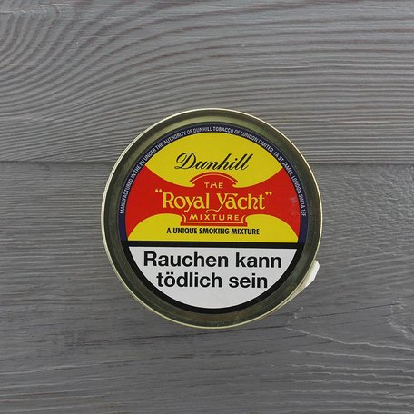 Dunhill Pipe Tobacco - The Royal Yacht 50