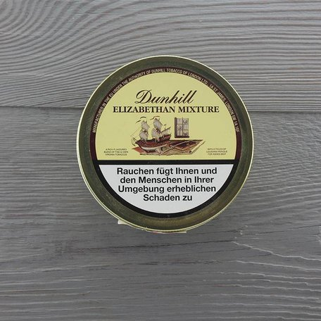 Dunhill Pipe Tobacco - Elizabethan Mixture 50