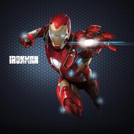Tony Stark Iron Man Limited Edition