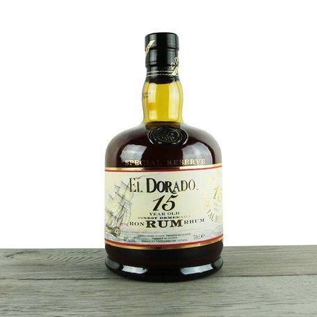 El Dorado 15 Y.