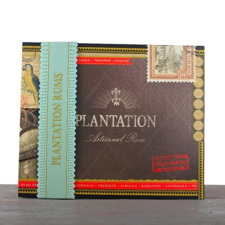 Plantation Collection Box