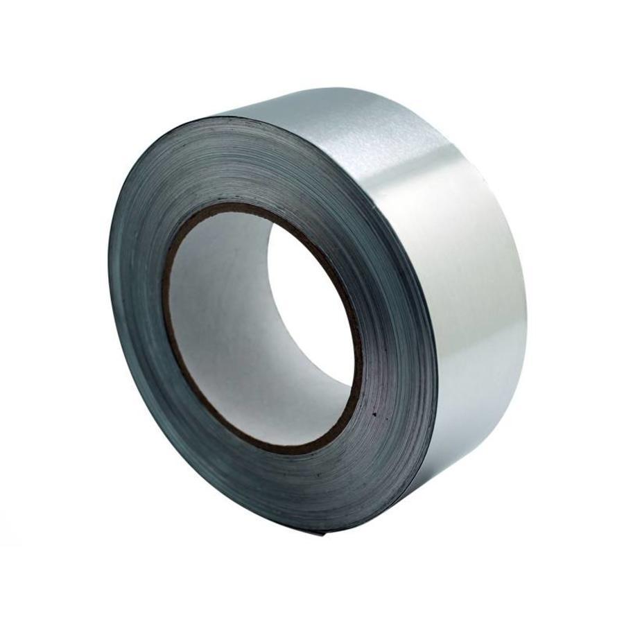 Aluminium tape 50my, 50mmx50m