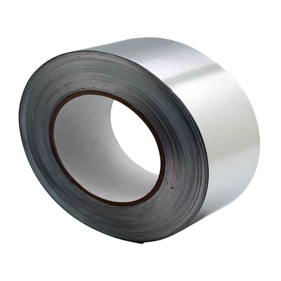 Aluminium tape 100my, 75mmx50m