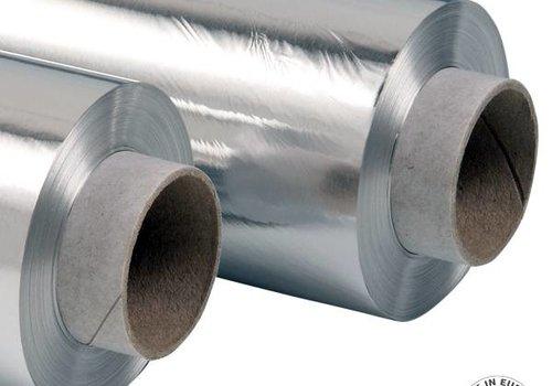 Zelfklevende aluminiumfolie 50my, 100cmx50m