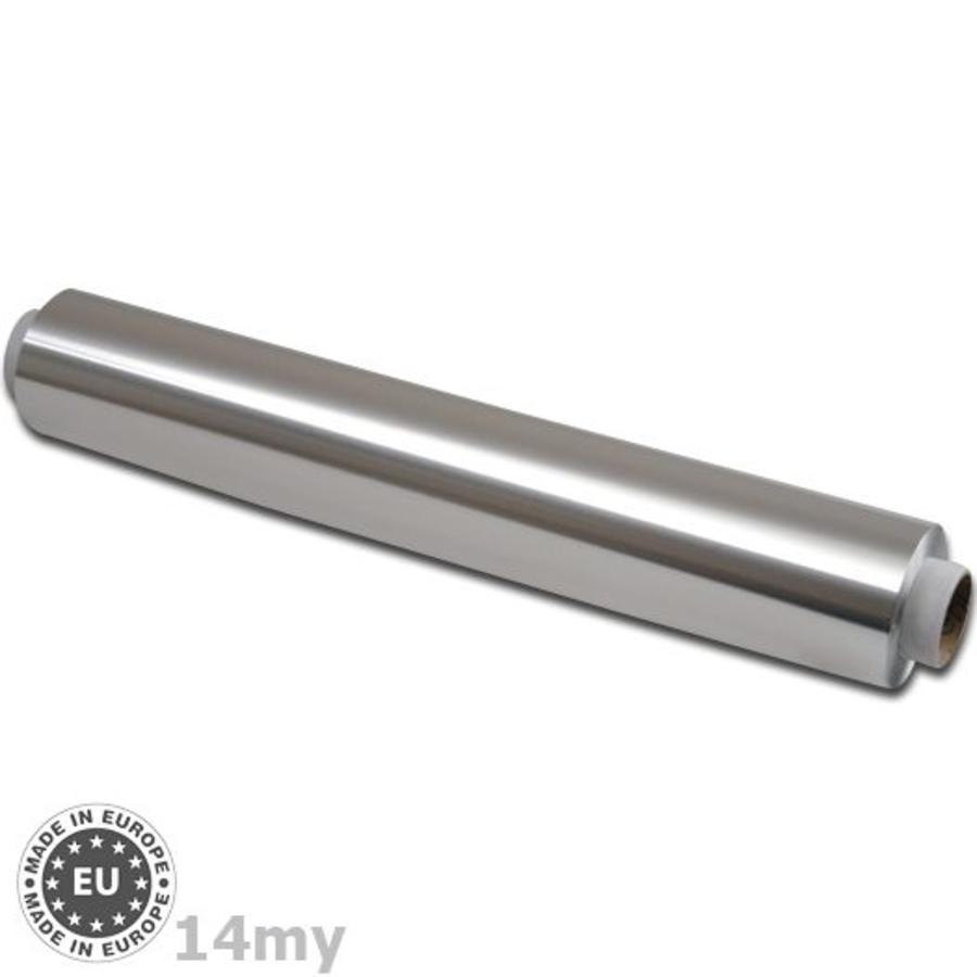 Aluminiumfolie 14my, 45cmx100m