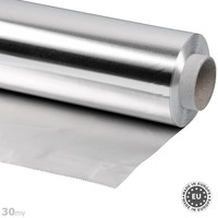30my dik Aluminiumfolie, 45cmx100m