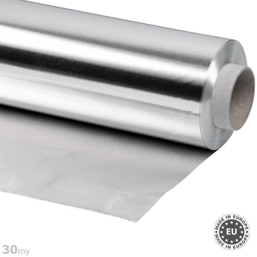 30my dik Aluminiumfolie, 100cmx50m