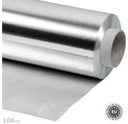 100my dik Aluminiumfolie, 100cmx50m