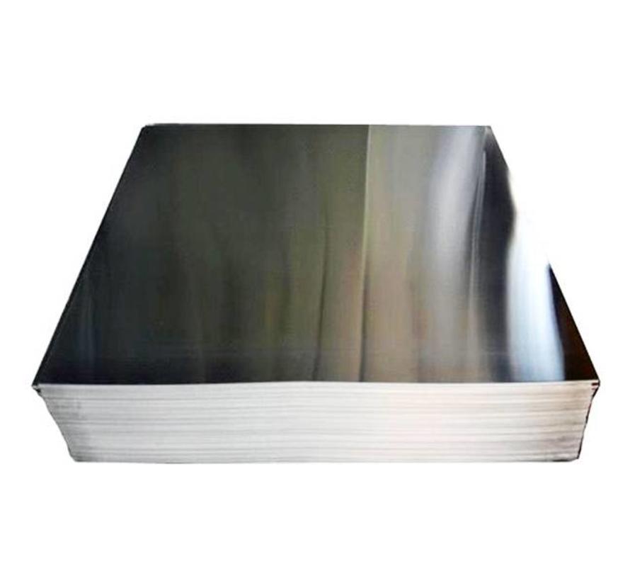 Aluminiumfolie vellen 30my dik, 10cmx10cm