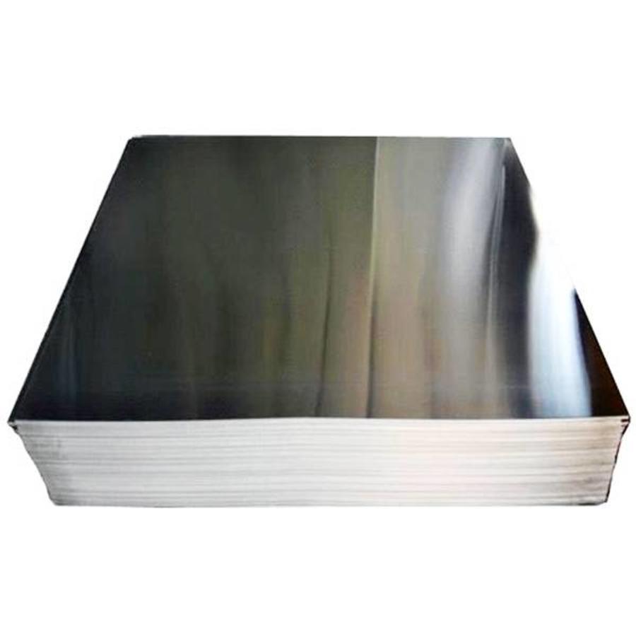 Aluminiumfolie vellen 30my dik, 15cmx15cm