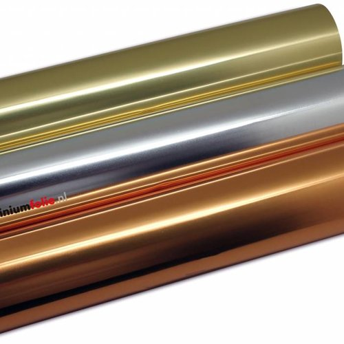 Rollen embossing aluminiumfolie