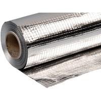 Glasvezelversterkt Dampscherm op basis van aluminiumfolie, 50 m²