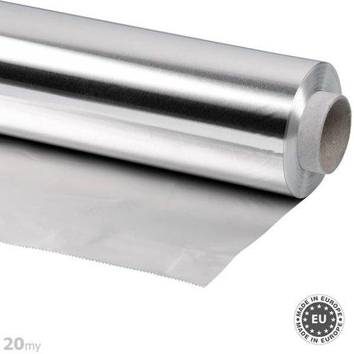 20my dik Aluminiumfolie, 30cmx100m