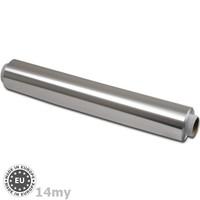 Rol aluminiumfolie in afwikkelbox 14my, 50cmx150m