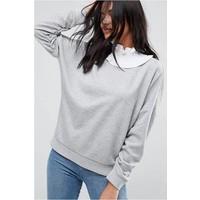 thumb-T-shirt white print-2