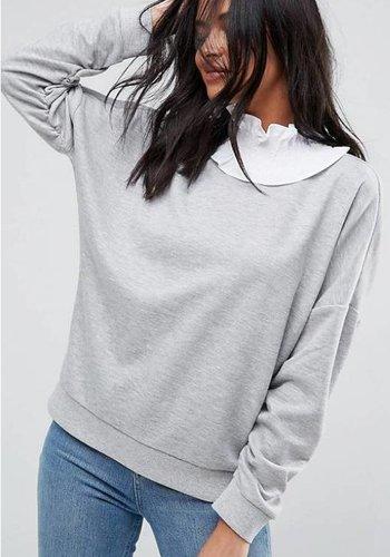 Nike T-Shirt-Weiß-Druck