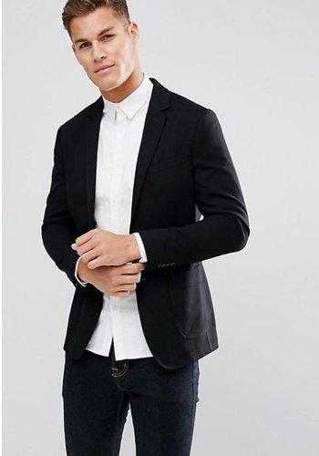 G-STAR RAW schwarz karierte Bluse