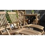 Garden Teak Deckchair