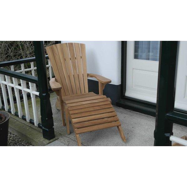 Garden Teak Beach chair