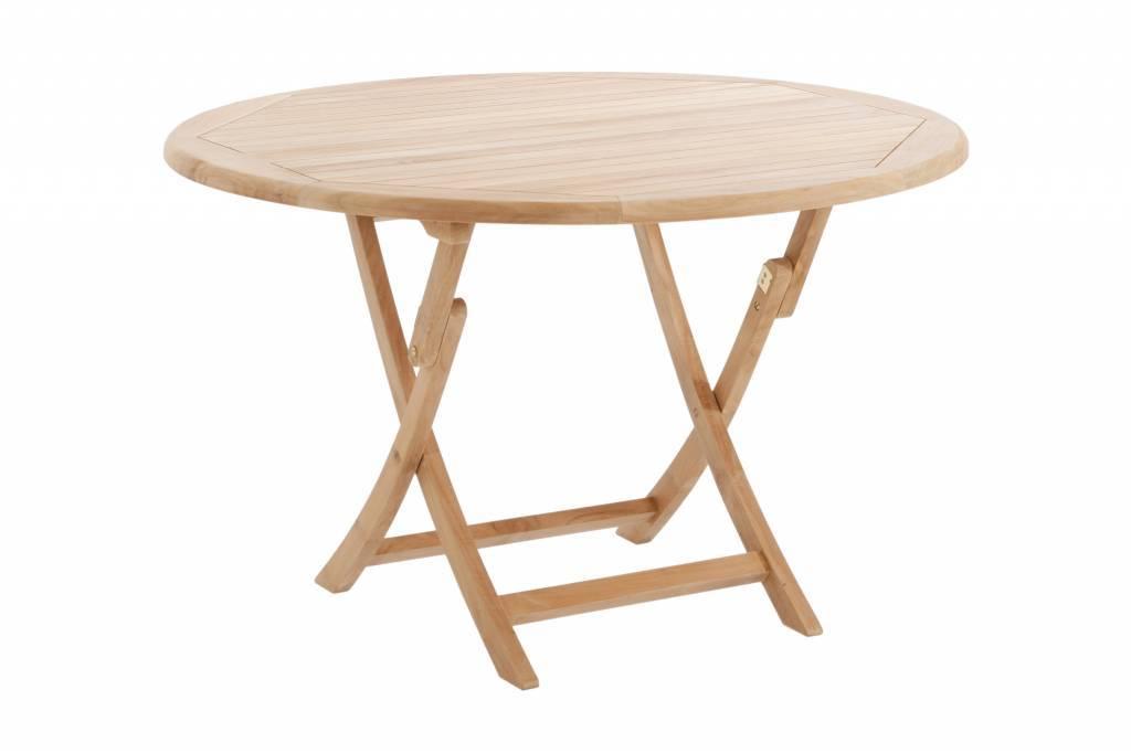 Houten tuintafel rond houten tuintafel rond great free ronde teak