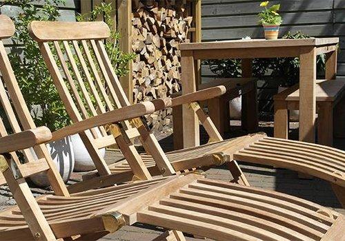 Deckchairs & Ligbedden