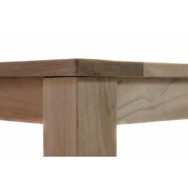 Garden Teak James Tuintafel | 200 x 90 cm