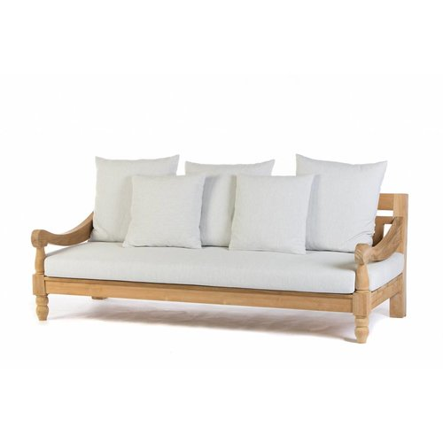 Garden Teak California Loungebank