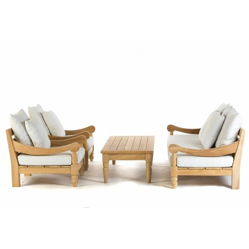 Garden Teak California Loungeset