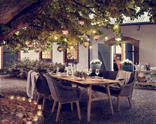 Beverly dining tuinstoel   Zwart