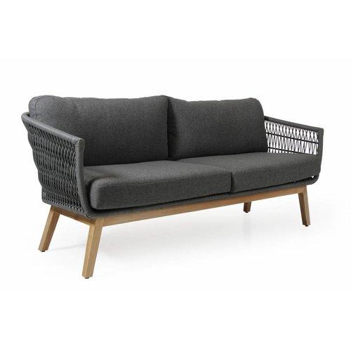 Brafab Loungebank Kenton | 3-zits