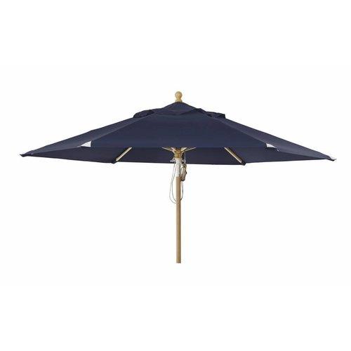 Brafab Parma parasol | 3.5m⌀ | Deep blue