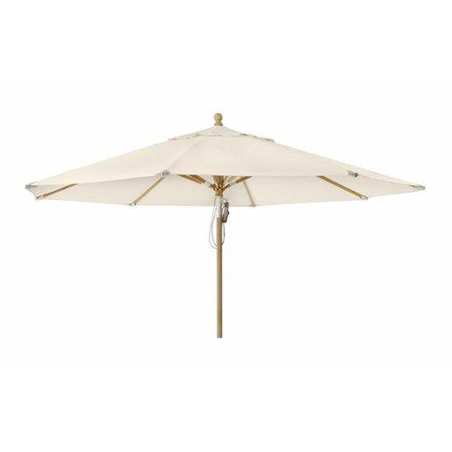 Brafab Parma parasol | 3.5m⌀ | Nature
