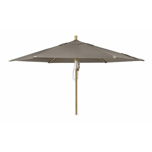 Brafab Parma parasol | 3.5m⌀ | Taupe