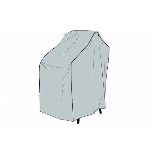 Brafab Brafab Beschermhoes voor stapelstoelen | 90x63x95