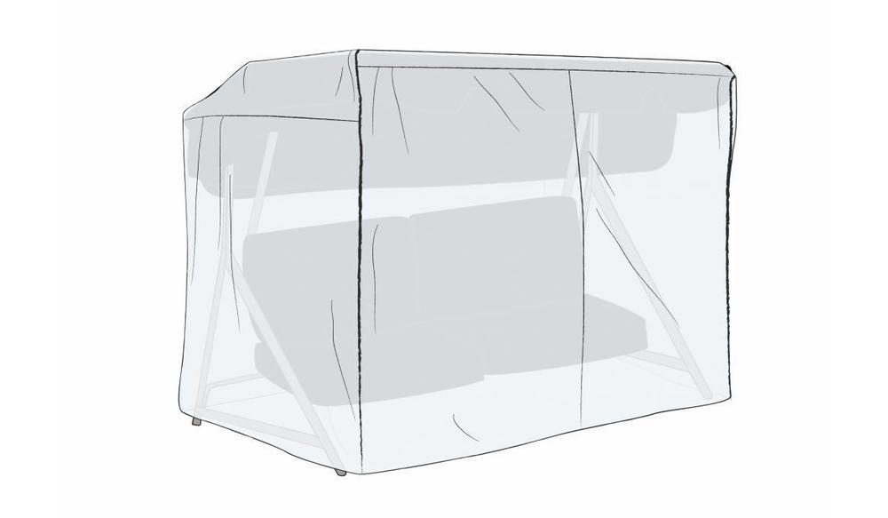Beschermhoes transparant schommelstoel