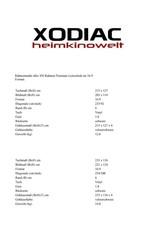 Rahmenleinwand  XH Premium 16:9