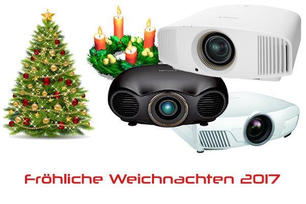 Wir wünschen allen ein frohes und cineastisches  Weihnachtsfest !