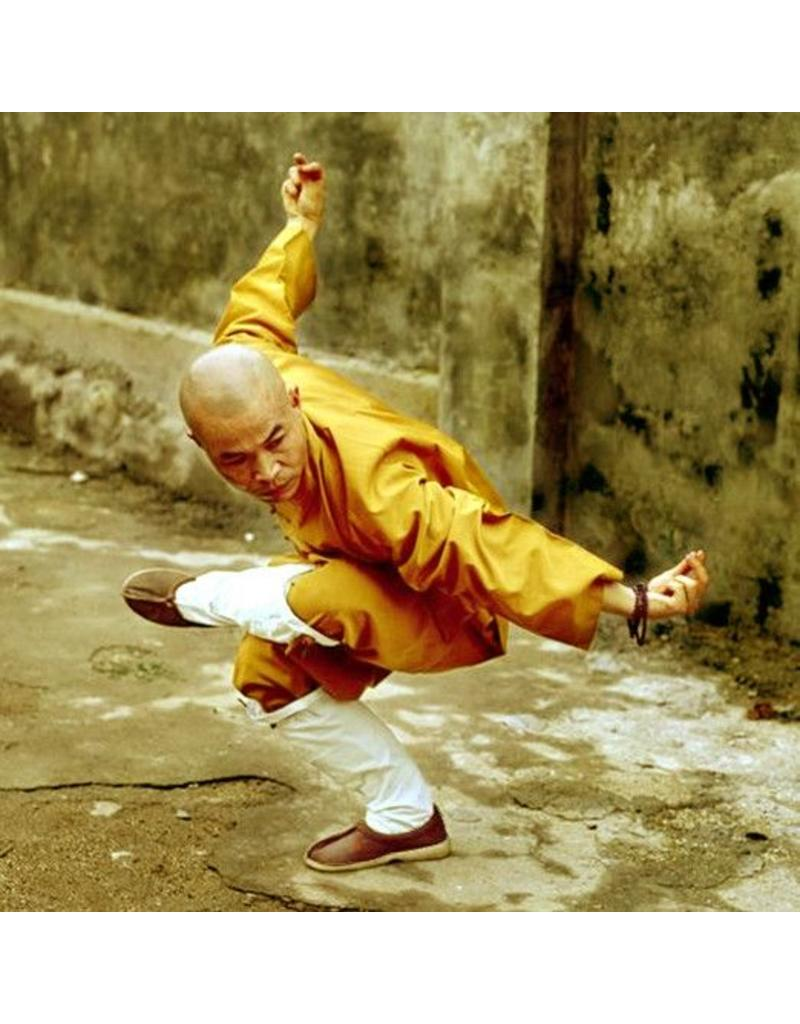 Enso Martial Arts Traditional Shaolin Monk Shoes