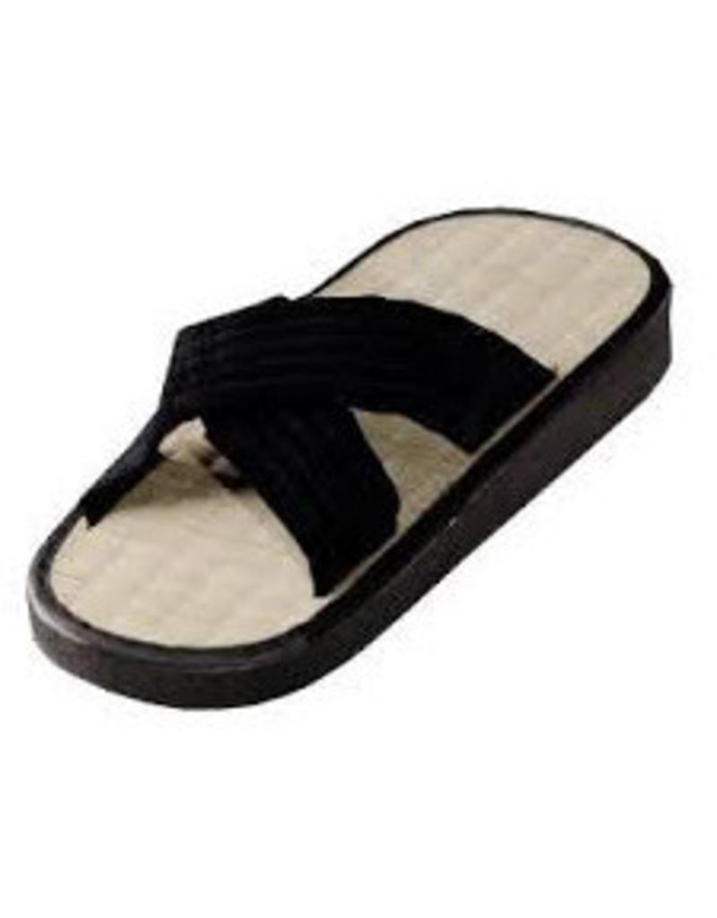 Japanese Zori Tatami Sandals For Use In Ju Jitsu Aikido