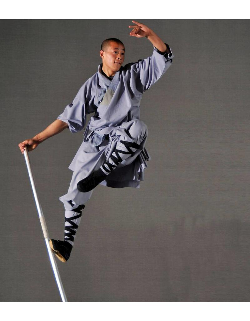 Enso Martial Arts Grey Shaolin Robes
