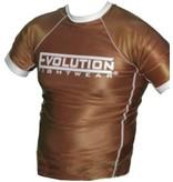 Evolution Fightwear Evolution Rash Guards - Short Sleeve