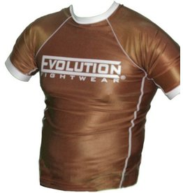 Evolution Fightwear Evolution Rash Guards - Short Sleeve