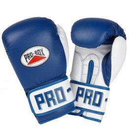 Probox Pro Box Boxing Gloves Blue