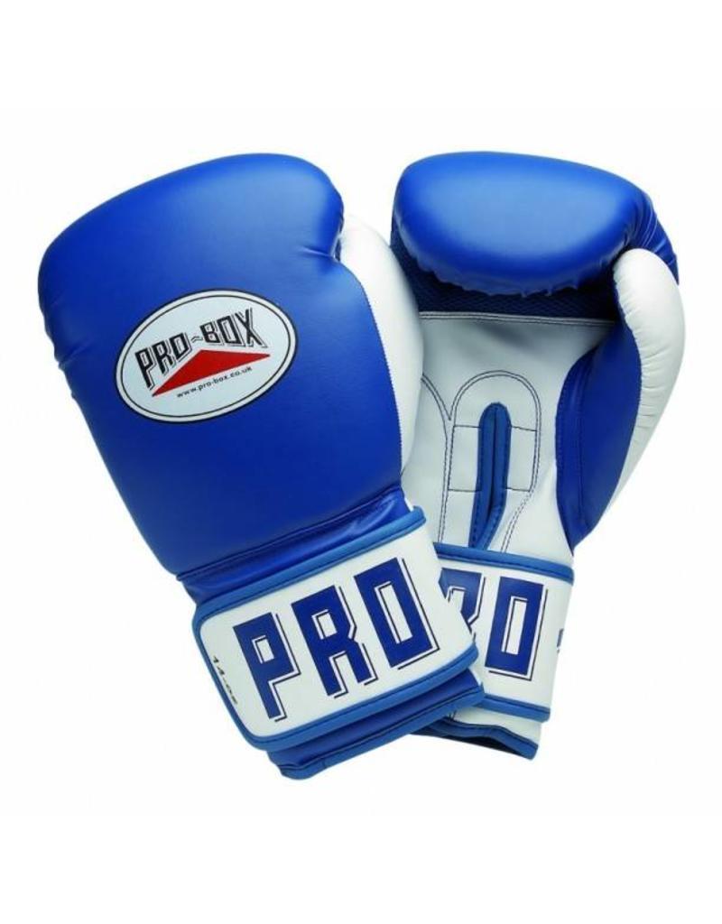 Probox Pro Box Boxing Gloves Blue