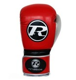 Ringside Ringside Boxing Gloves Synthetic Leather Red
